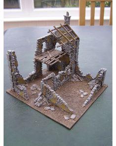 Warlord ruins