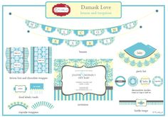 party printables....