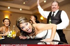 The Most Embarrassing Wedding Fails Ever