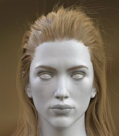 Top 10 3D Head Sculpts by MING SU – zbrushtuts