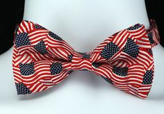 Novelty Gift Colorado Flag Mountains Men Party Wedding Neck Tie Bowtie