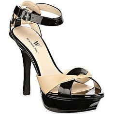 87fcce835d4f This is a great basic heel that will work with practically everything and  w  it being from JCP itz not overpriced! Worthington ShoesBlack Patent  HeelsHigh ...