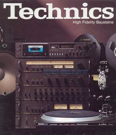 Collecting Vinyl Records-for the latest vinyl record information Audio Vintage, Vintage Ads, Old Vinyl Records, Vintage Records, Technics Hifi, Hi Fi System, Music System, Dj Equipment, High End Audio