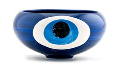 See No Evil fruit bowl - to go with all the other evil eye ornaments in my house!#Repin By:Pinterest++ for iPad#