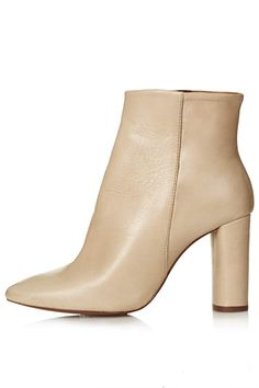 24 Unexpected Ankle Boots You Didn't Know You Needed #refinery29  http://www.refinery29.com/colorful-boots#slide-5  Swap out your go-to brown boots for a tan pair.