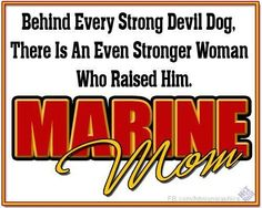 This time next year I will officially be a Marine Mom