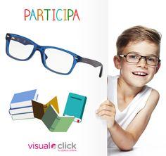 ¡En visual-click.com, tu óptica online, sorteamos unas gafas graduadas Ray-Ban Junior! Visita nuestra página de facebook para participar: https://www.facebook.com/VisualClick/