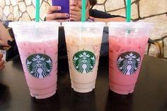 Iced drinks ♡