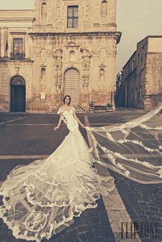 Julia Kontogruni 2015 Bridal Collection: Beautiful Wedding Dresses, Beautiful Photoshoot
