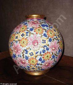 LONGWY - Vase