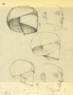 Готфрид Баммес | СХЕМЫ Уроки рисования
