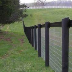 Excellent horse fencing