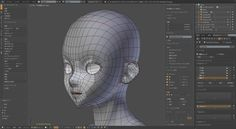 Character Modeling, 3d Character, Face Topology, Skyscraper, Multi Story Building, Twitter, Skyscrapers