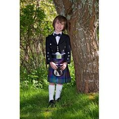 Boys kilt for ages 2-12. Made from Pure new wool, and made in Scotland. Dry Clean Only. Available in over 400 Tartans . . Sold by TartanPlusTweed.com A family owned kilt and gift shop in the Scottish Borders