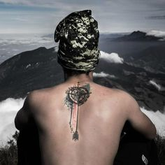Wanderers are constantly collecting passport stamps, soul-stirring stories and often, stunning wanderlust tattoos. Here are 46 wanderlust tattoos: Tribal Tattoo Designs, Tribal Tattoos, Dove Tattoos, Skull Tattoo Design, Dragon Tattoo Designs, Celtic Tattoos, Trendy Tattoos, New Tattoos, Small Tattoos