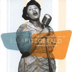 "Ella Fitzgerald Radio - Listen to Ella Fitzgerald, Free on Pandora Internet Radio ""Dream a little dream of me"""