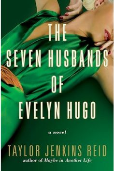 """This book and especially the character of Evelyn Hugo were so engrossing I sometimes forgot she was a fictional character. I felt like she was really sitting there telling me her life story of how and why she married seven times, which turned out to be different from the reasons I expected!"""
