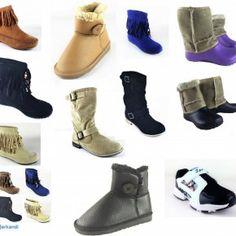 Modische Kinder Stiefel Stiefelette Boots je Paar ab 3,79 EUR