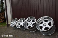 OZ Hamann PG1 wheels