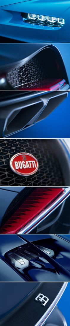 #Bugatti #Chiron, Exterior Details #Bugatti #Chiron - Don't mess with auto brokers or sloppy open transporters. Start a life long relationship with your own private exotic enclosed transporter. LGMSports.com or Call 1-714-620-5472 today