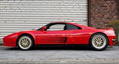 2000 Ferrari Prototipo is an Official Enzo Test Mule and it Could be Yours