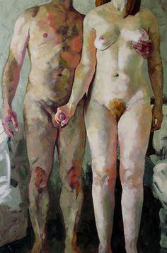"""Saatchi Online Artist Hanjo Schmidt; Painting, """"Bread & Butter"""" #art"""