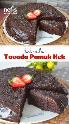 Best Cake Recipes, Great Recipes, Mexican Chocolate Cakes, Pasta Cake, Good Food, Yummy Food, Healthy Snacks For Kids, Food Photography, Food And Drink