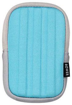Bower - Slim Digital Camera Case - Blue