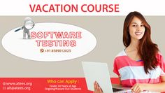 Vacation Course Software Testing Get hands-on training to take your career and skills to the next level. Interested to join? Contact us at - ATEES Industrial Training 2nd Floor Ananya Tower M.G Road Thrissur,Kerala,India Call : 8589012025, 9287212121 & 0487-2445556 www.atees.org #softwaretestinginthrissur #JavatraininginThrissur #JavacourseinThrissur #JavacoursetraininginThrissur #JavatrainingcourseinThrissur #OdootrainingcourseinThrissur #PythoncoursetraininginThrissur