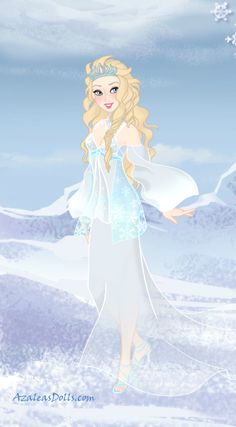 Elsa Fairy by rosedawn21 on DeviantArt