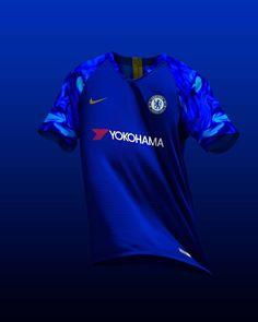 No hay ninguna descripción de la foto disponible. Nike Football Kits, Nike Soccer Jerseys, Football Gear, Soccer Shirts, Sports Jersey Design, Jersey Designs, Chelsea Football, Chelsea Fc, Famous Legends