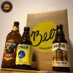 Fala pessoal chegou o meu Kit do mês de Setembro da @trezebeer!  ___ A @trezebeer é um clube de assinatura de cervejas que tem as  opções abaixo de Kits mensais:  Kit Louco: 2 Cervejas  1 Copo  Kit Irado: 3 cervejas  Kit Alucinado: 3 cervejas  1 Copo  Kit Insano: 4 cervejas Lembrando que todos acompanham descanso de copo e descritivo da cerveja. ___ Parabenizo meus amigos mais uma vez pelo bom trabalho que estão fazendo e para quem for seguidor da Laje basta entrar em contato com eles e…