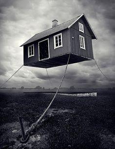 illusion by Erik Johansson
