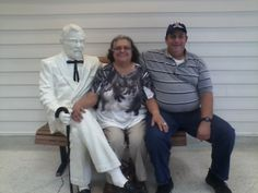 Randy, Me and the Colonel