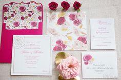 WedLuxe– La Vie En Rose | Photography: Melanie Rebane Photography Follow @WedLuxe for more wedding inspiration!