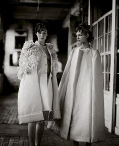 Kinga Rajzak and Daga Ziober: T Style, S '12 > photo 1839606 > fashion picture