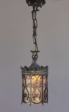 large scale spanish revival gothic flavored chandelier pinterest
