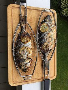 Dorade gegrillt, ein leckeres Rezept aus der Kategorie Fisch. Bewertungen: 25. Durchschnitt: Ø 4,4.