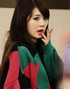 HyunA Wonder Girls Members, Kim Hyuna, Triple H, Rapper, Random, Sexy, Cute, Dupes, Singer