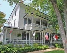 1898 Waverly Inn in Hendersonville, NC