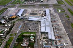 BOG | Bogotá El Dorado International Airport..