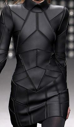 minimal leather style