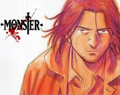 "Monster - Naoki Urasawa  A comic book that my fiance recommended. Interesting character development and plots and philosophy. Still I really feel this story should have a subtitle saying ""Protect Genma"""