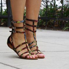 sandals.♥