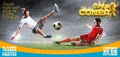 Copa CONEA XXIII CONEA CHICLAYO 2015 Visitanos en: www.conea.edu.pe Encuentranos en: www.facebook.com/coneaperu