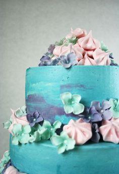 Painted By Cakes - Kakkuja tilauksesta: Kerroskakut - Tiered Cakes