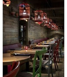 Linda forma de decorar com gaiolas dando um charme na iluminação utilizadas como pendentes. #tiveumaideia #façavocemesmo #inspiração #decoração #interior #decor #dicasdedecoracao #architecture #arquitetura #interiordesign #projeto #criatividade #Follow #likeforlike #like4likes #like #decor #designdeinteriores #arquitectura #arquiteturaeurbanismo #house #home #homedesign #homedecor #arquiteturadeinteriores by tiveuma.ideia http://discoverdmci.com