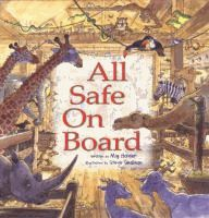 A delightful story that tells how all the animals ( including the sleepy Dormouse) helped old Noah and his family build the Ark and fill it with living creatures before the great flood came.