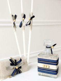 Godmothers, Baptism Ideas, Greek, Birthday Cake, Christmas, Light Bulb Vase, Decorations, Xmas, Birthday Cakes