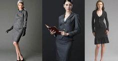 Женские деловые костюмы фото2012
